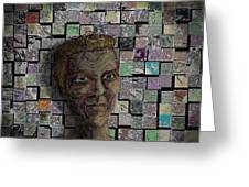 Painters Block Greeting Card