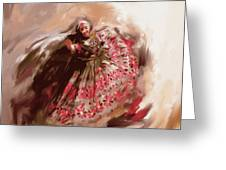 Painting 792 1 Attan Greeting Card