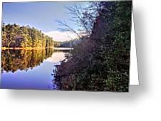 Pakim Pond Greeting Card