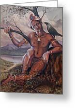 Pakkanar's Salvation Greeting Card