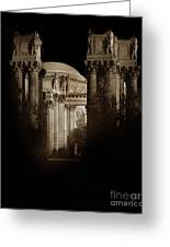Palace Of Fine Arts Panama-pacific Exposition, San Francisco 1915 Greeting Card