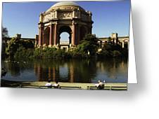 Palace Of Fine Arts Sf 2 Greeting Card
