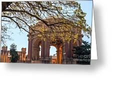 Palace Rotunda II Greeting Card by Kate Brown