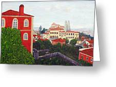 Palace - Sintra Greeting Card