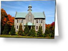 Palenville House 3 Greeting Card