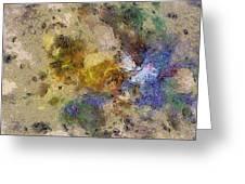 Paleology Weave  Id 16097-223127-16640 Greeting Card