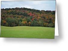 Autumn Palette Greeting Card