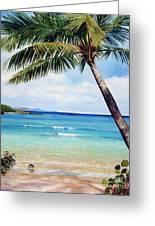 Palm Beach Greeting Card