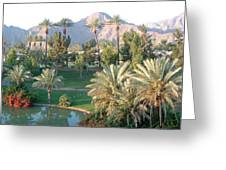 Palm Springs Ca Greeting Card