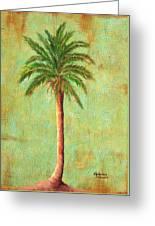 Palm Tree Studio 3 Greeting Card