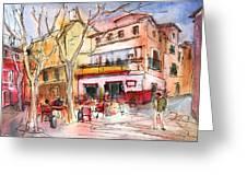 Palma De Mallorca 01 Greeting Card