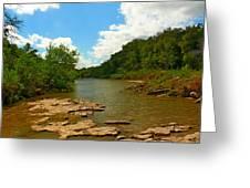Paluxy River Greeting Card
