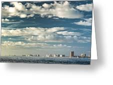 Panama City Beach  Greeting Card