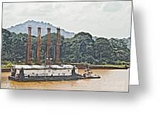 Panama048 Greeting Card