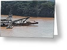 Panama052 Greeting Card