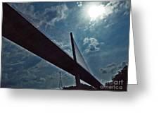 Panama072 Greeting Card