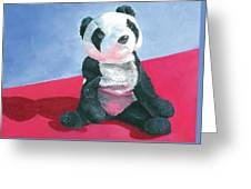 Panda 1 Greeting Card