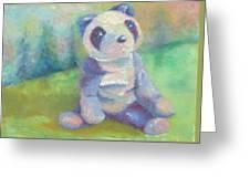 Panda 2 Greeting Card