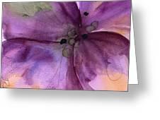 Pansy 3 Greeting Card