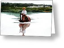 Pantanal Greeting Card