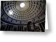 Pantheon Greeting Card