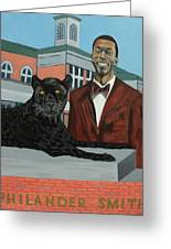 Panther Pride Greeting Card