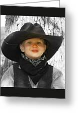 Papa's Hat 2 Greeting Card