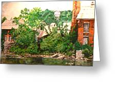 Paper Mill Greeting Card
