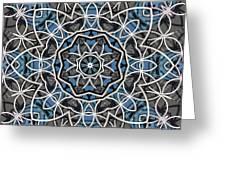 Papilloz - Kaleidoscope Greeting Card