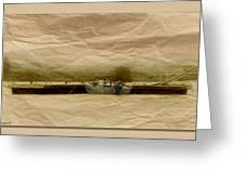 Papper Art 0001 Greeting Card