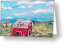 Paradise Acres Greeting Card