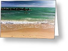 Paradise Dream Greeting Card