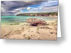 Paradise Island 2 Greeting Card