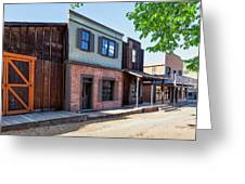 Parimount Ranch Bank Greeting Card