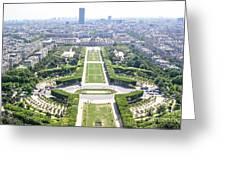 Paris 2 Greeting Card