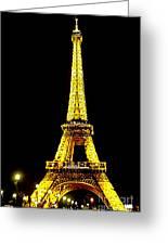 Paris 4 Greeting Card