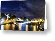 Paris At Night 23 Greeting Card