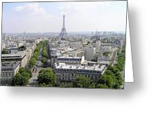 Paris01 Greeting Card
