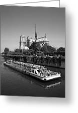 Paris,notre Dame  Greeting Card