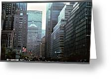 Park Avenue Greeting Card