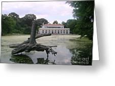 Park House  Greeting Card