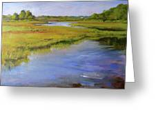 Parker's River, Cape Cod Greeting Card