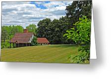 Parkland Cottage Greeting Card