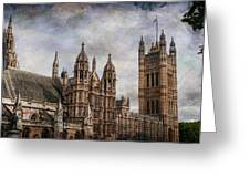 Parliament Greeting Card
