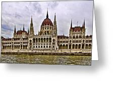 Parliment - Budapest Greeting Card