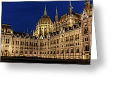 Parliment Greeting Card