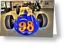 Parnelli At Indianapolis Greeting Card