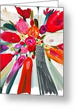 Party Bouquet IIi Pf Greeting Card