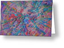 Party Burst Greeting Card