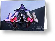 Party Shoes Greeting Card